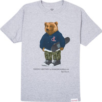 Diamond Supply Co - Grizzly Grip Tape T-Shirt