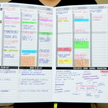 """Passion Planner Classic 2015 (8.5""""x11"""") (Preorder - Expected Delivery January 2015)"""