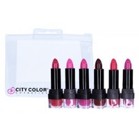 City Chic Lipstick Gift Set | City Color Cosmetics - City Color Cosmetics