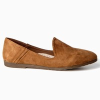 Tan-Suede-Loafer