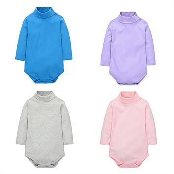Baby Spring Clothing Newborn Body Original Baby Rompers Triangle Cotton Jumpsuit Baby Infant Boy Girl Clothes