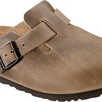 Birkenstock Boston Oiled Leather Clog