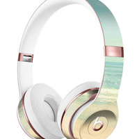 Relaxed Beach Full-Body Skin Kit for the Beats by Dre Solo 3 Wireless Headphones