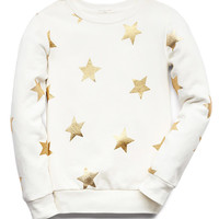 Shooting Star Sweatshirt (Kids)