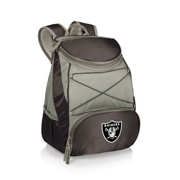 PTX Backpack Cooler - Oakland Raiders