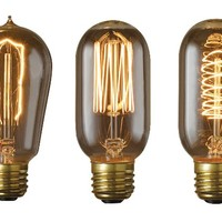 Bulbrite Antique-Style Edison Bulbs | Man of Many