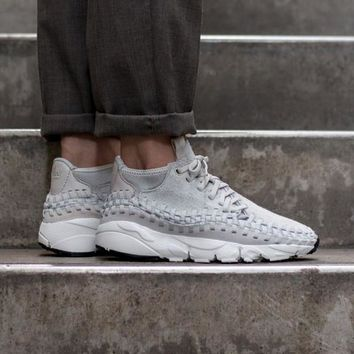 Nike Air Footscape Woven Chukka QS 913929-002 Grey