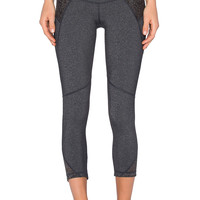 Vimmia Intrepid Capri Legging in Charcoal