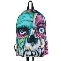 """""""Skin Crawler"""" Backpack by Iron Fist (Black)"""