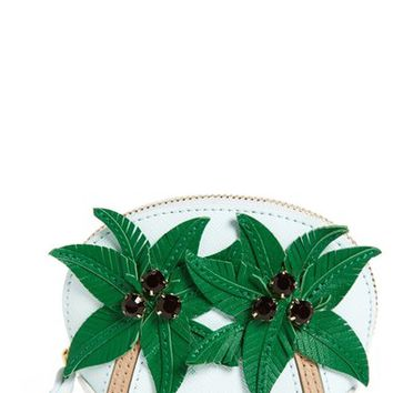 kate spade new york 'palm tree' coin purse   Nordstrom