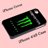 Monster Energi 1 - iPhone 4/4S Case