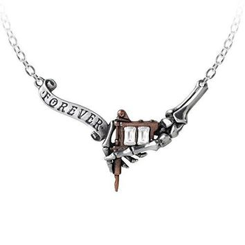 Forever Inked Necklace by Alchemy Gothic, England [Jewelry]