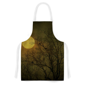 "Robin Dickinson ""Starry Night"" Artistic Apron"