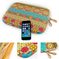 Hight Quality Casual Waterproof Boho Style Bag for Apple Macbook Laptop iPad