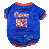 University of Florida Gator Jersey | T-Shirts & Tank Tops | PetSmart