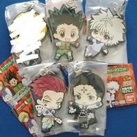 Hunter x Hunter - Rubber Strap limited - Gon Kirua Hisoka Kurapika Chrollo