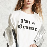 Im A Genius Graphic Tee