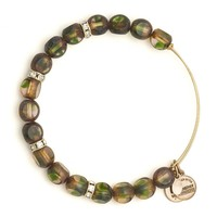 Fern Eden Beaded Bangle