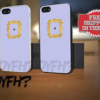 Friends Peep Hole Phone Case For All Apple iPhone and Samsung Galaxy Phone Case