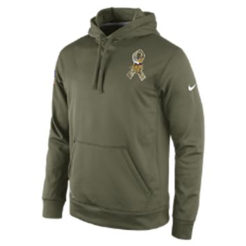 Nike Salute to Service KO Pullover (NFL Vikings) Men's Training Hoodie