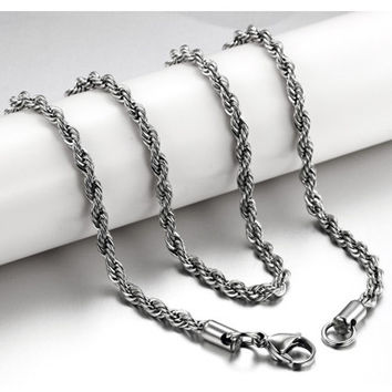 Titanium Stainless Steel Chain