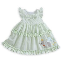 Dumbo Woven Dress for Baby