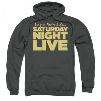 SATURDAY NIGHT LIVE PULLOVER HOODIE