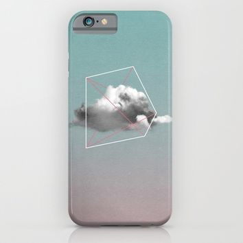 cloud storage iPhone & iPod Case by LEEMO