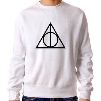 Deathly Hallows 4572 Sweater Man and Sweater Woman