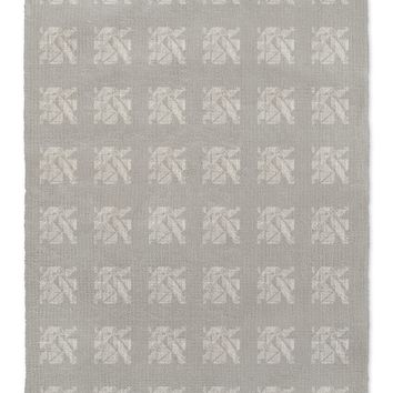 STRIPE TRIANGLE BLOCK PRINT  Area Rug By Becky Bailey