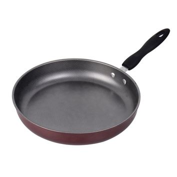 26cm Non-stick Frying Pan Steel Material Teflon Coating Inside Inductiion & Gas Cookware Pan
