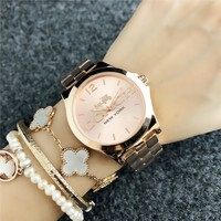 COACH Woman Men Fashion Quartz Movement Wristwatch Watch