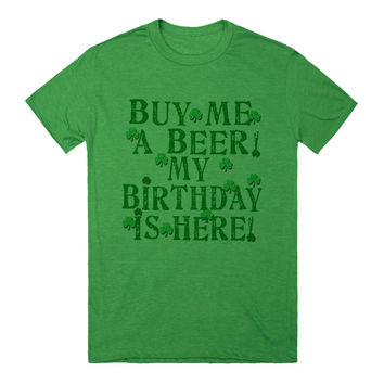St. Patrick's Day Birthday! Buy me a Beer!