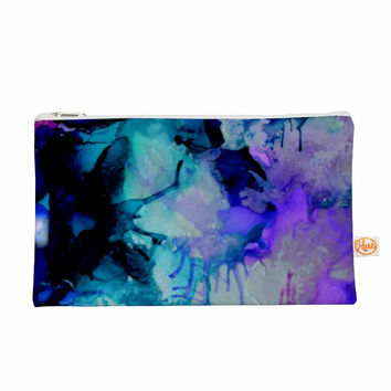 """Claire Day """"Lakia"""" Blue Purple Everything Bag"""