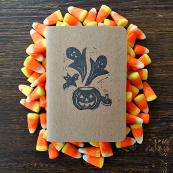 Halloween party favors, Halloween gifts, Halloween party ideas, Halloween funny gifts, Cute notebooks, Pumpkin party favors, fall party