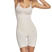 Mid-Thigh Bodysuit Shaper Short 1278