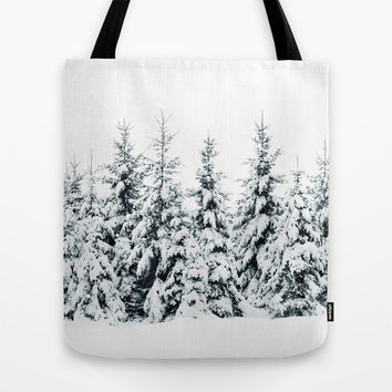 Snow Porn Tote Bag by Tordis Kayma