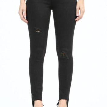 Articles of Society Stephanie Step Hem - Black