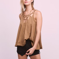 Free People Everything and Nothing Top