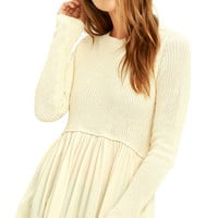 Black Swan Rowen Light Beige Sweater