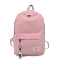 Pick Canvas Backpack