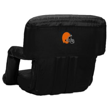 Cleveland Browns Ventura Portable Seat - Black