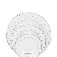 larabee road platinum five-piece place setting