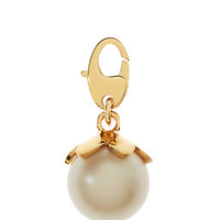 Kate Spade Pearl Charm Cream ONE