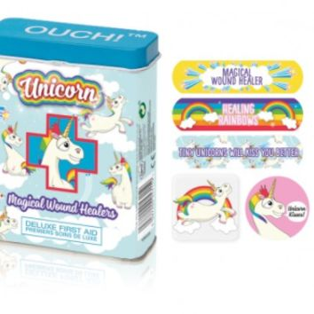 Unicorn Magical Would Healer Bandages
