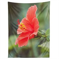 Bree Madden Hibiscus Tapestry