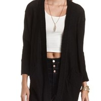 Slouchy Dolman Cardigan Sweater by Charlotte Russe