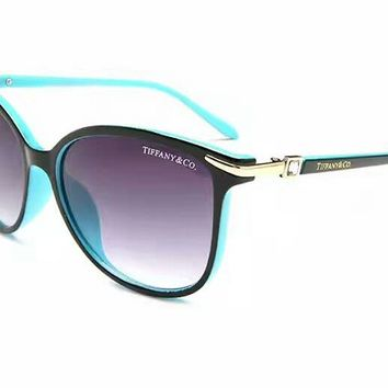 Perfect Tiffany Women Fashion Sunglasses Popular Summer Style Sun Shades Eyeglasses Glasses Sunglasses&Christmas Gift Box