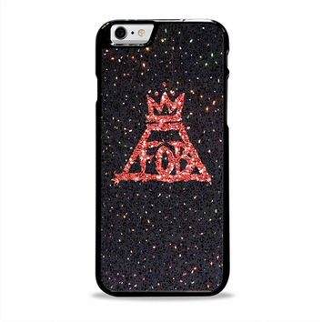 Fall out Boy Sparkle band Iphone 6 plus Cases