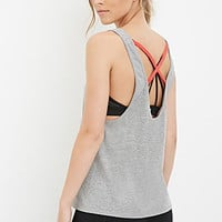 Active Crisscross Back Tank